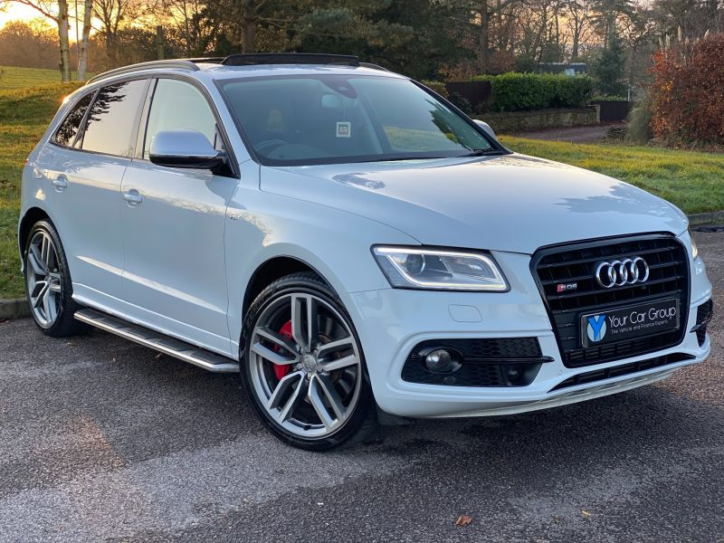 Used AUDI Q5 in Newport, Gwent, South Wal for sale