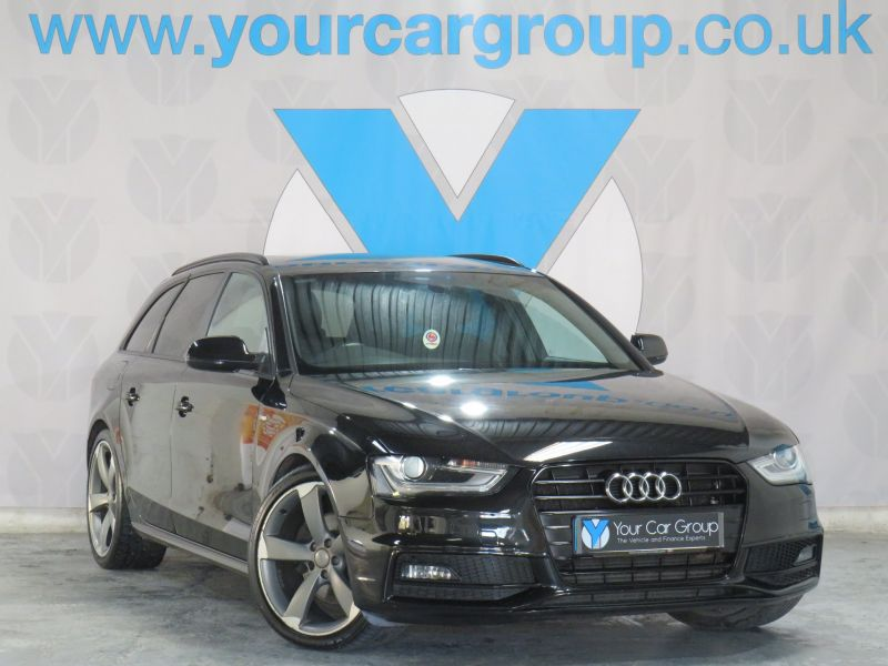 Used AUDI A4 in Cwmbran, Wales for sale