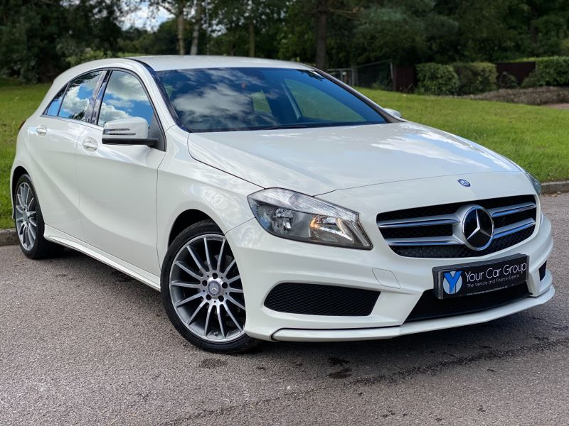 Used MERCEDES A-CLASS in Newport, Gwent, South Wal for sale
