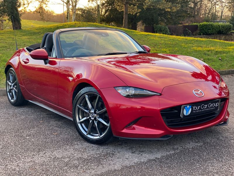 Used MAZDA MX-5 in Newport, Gwent, South Wal for sale