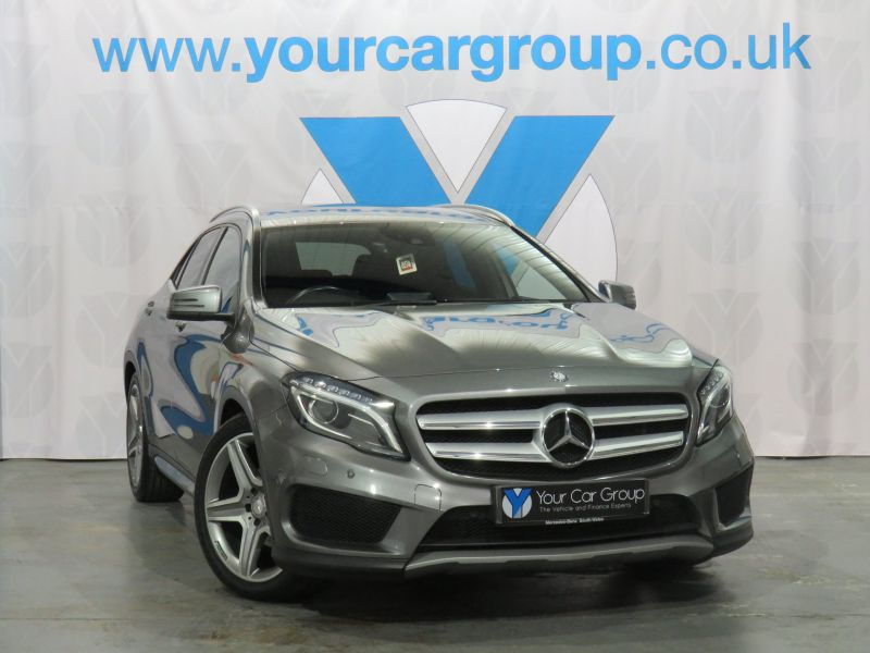 Used MERCEDES GLA-CLASS in Cwmbran, Wales for sale
