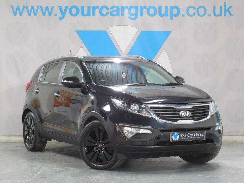 Used KIA SPORTAGE in Cwmbran, Wales for sale