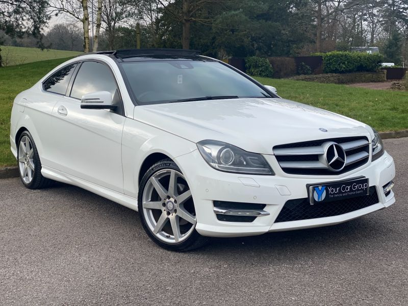 Used MERCEDES C-CLASS in Newport, Gwent, South Wal for sale