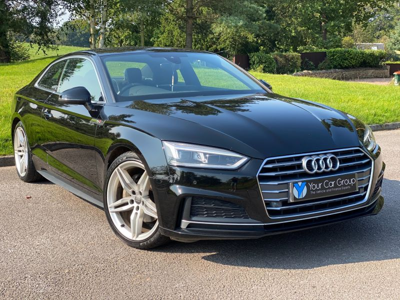 Used AUDI A5 in Newport, Gwent, South Wal for sale