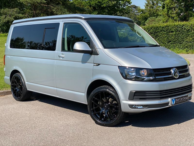 Used VOLKSWAGEN TRANSPORTER CAMPERVAN in Newport, Gwent, South Wal for sale