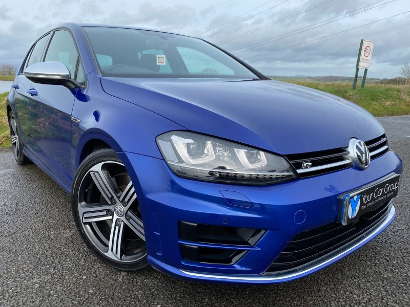 Used VOLKSWAGEN GOLF in Newport, Gwent, South Wal for sale