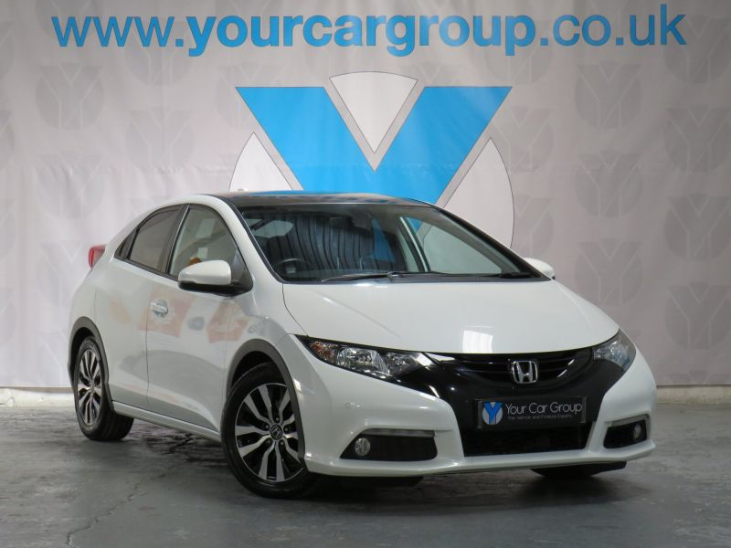Used HONDA CIVIC in Cwmbran, Wales for sale