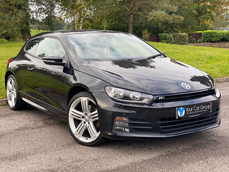 Used VOLKSWAGEN SCIROCCO in Newport, Gwent, South Wal for sale