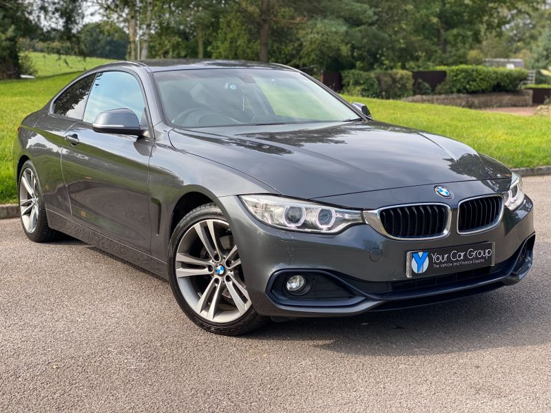 Used BMW 4 SERIES in Newport, Gwent, South Wal for sale