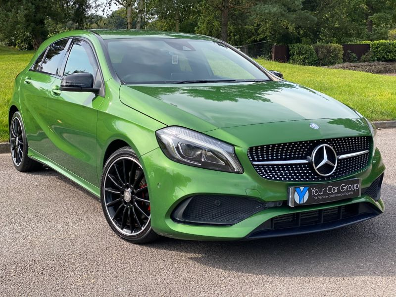 Used MERCEDES A-CLASS for sale