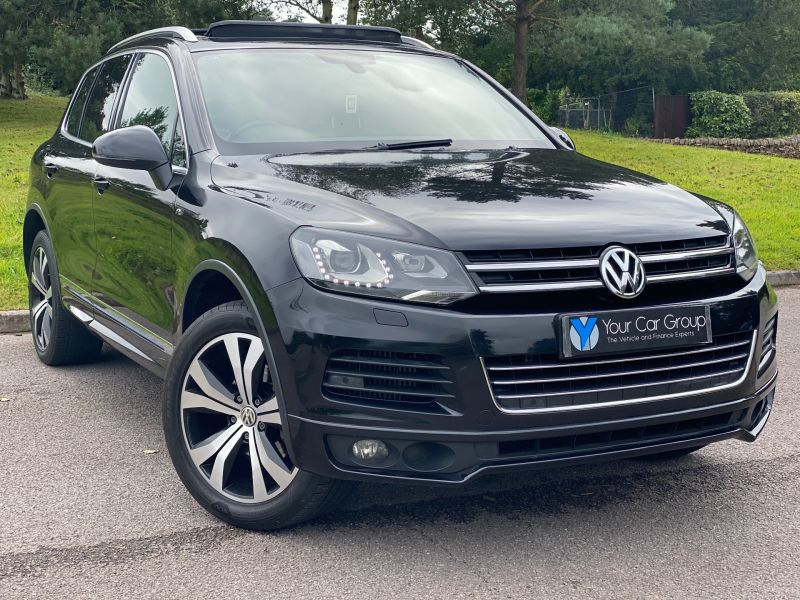Used VOLKSWAGEN TOUAREG in Newport, Gwent, South Wal for sale