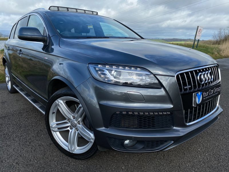 Used AUDI Q7 in Newport, Gwent, South Wal for sale