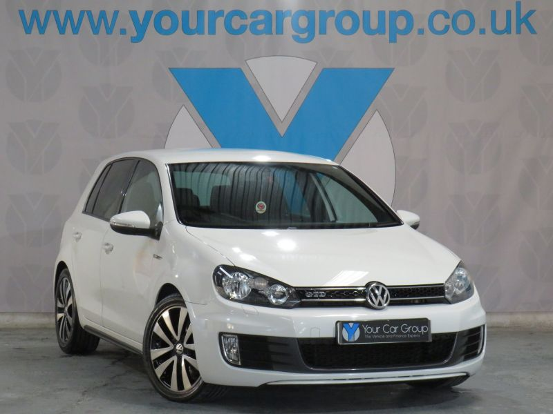 Used VOLKSWAGEN GOLF in Cwmbran, Wales for sale