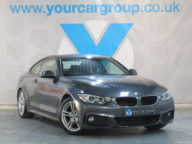 Used BMW 4 SERIES in Cwmbran, Wales for sale