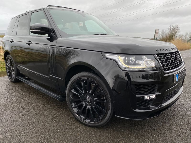 Used LAND ROVER RANGE ROVER in Newport, Gwent, South Wal for sale