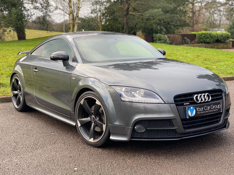 Used AUDI TT in Newport, Gwent, South Wal for sale