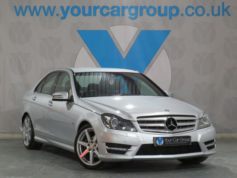 Used MERCEDES C-CLASS in Cwmbran, Wales for sale
