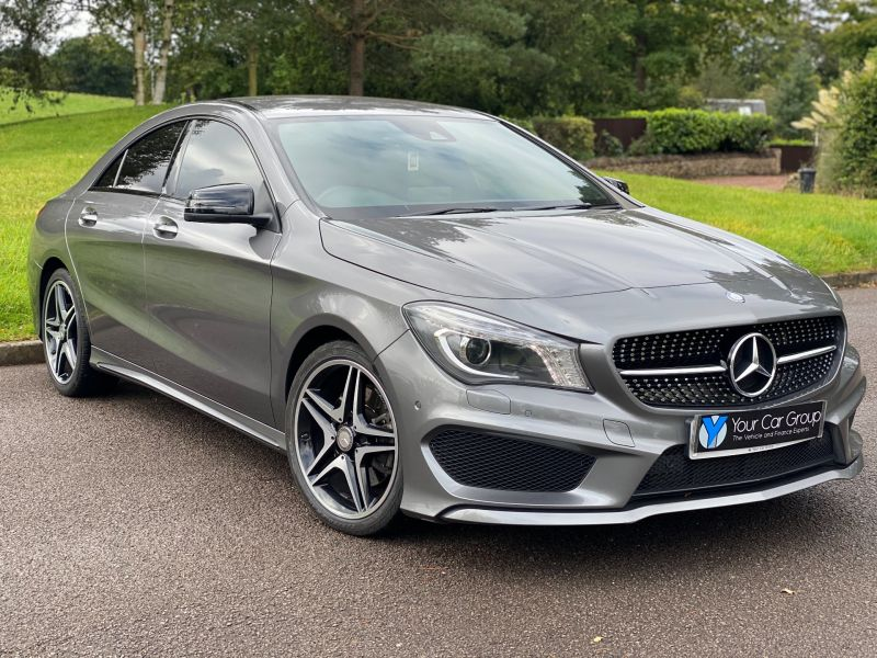 Used MERCEDES CLA in Newport, Gwent, South Wal for sale
