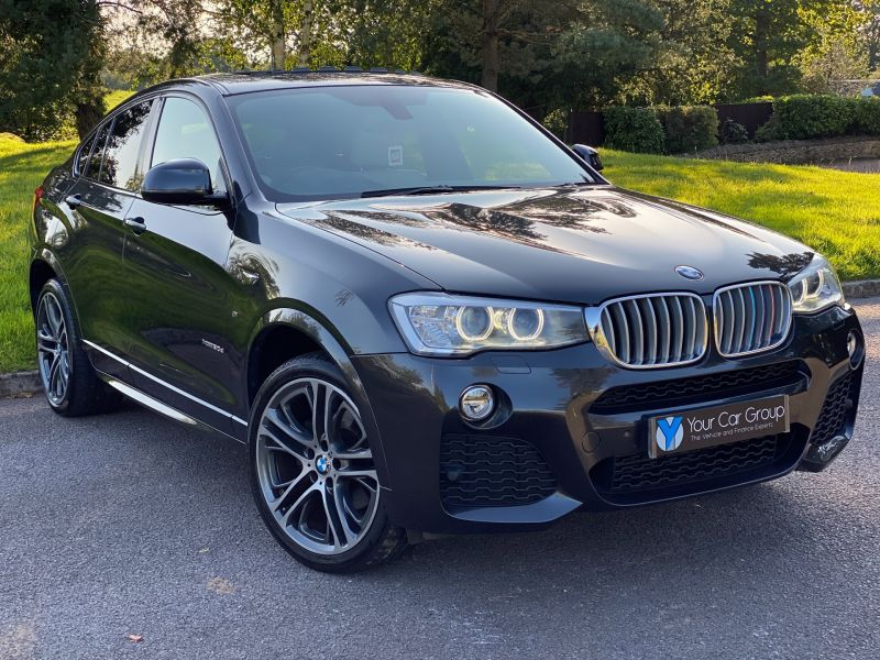 Used BMW X4 in Newport, Gwent, South Wal for sale