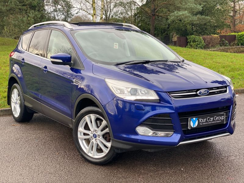 Used FORD KUGA in Newport, Gwent, South Wal for sale