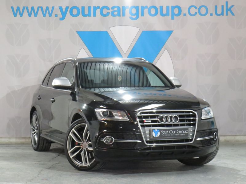 Used AUDI Q5 in Cwmbran, Wales for sale