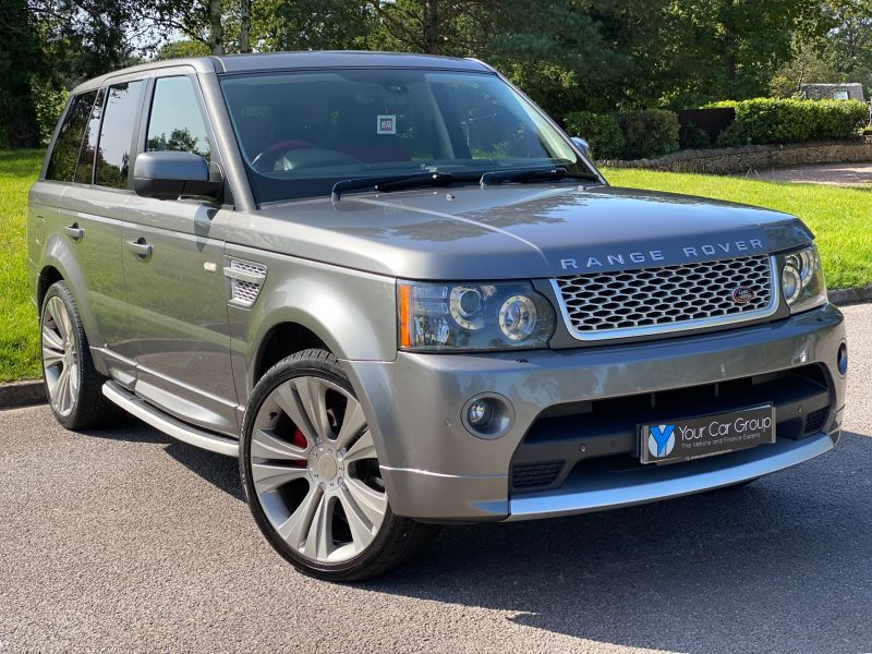 Used LAND ROVER RANGE ROVER SPORT in Newport, Gwent, South Wal for sale