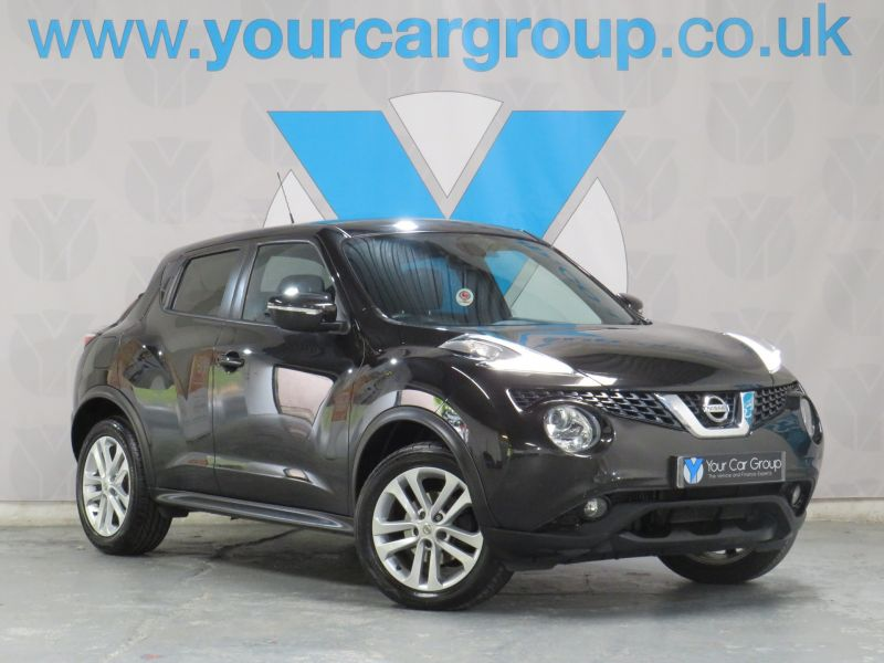 Used NISSAN JUKE in Cwmbran, Wales for sale