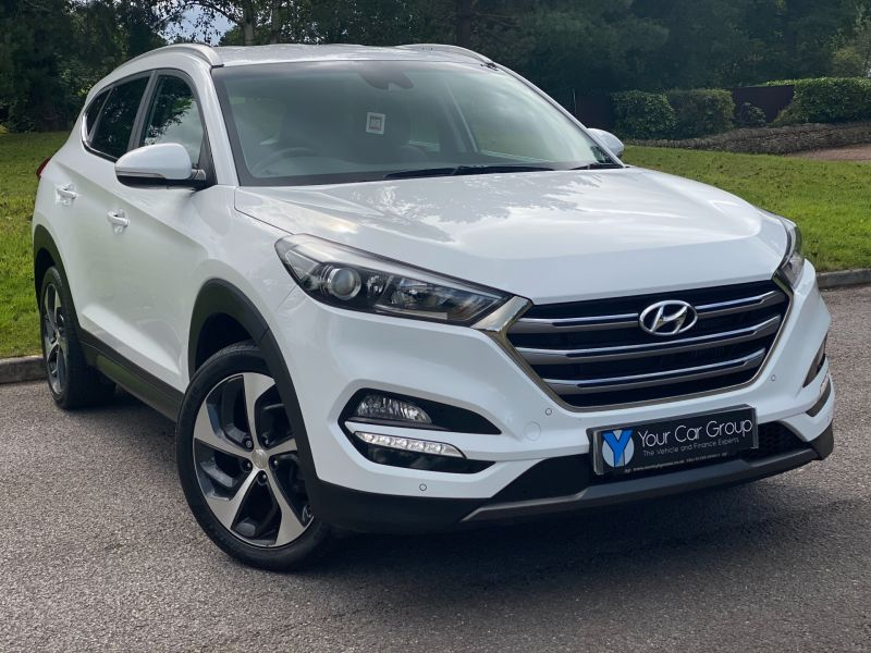 Used HYUNDAI TUCSON in Newport, Gwent, South Wal for sale